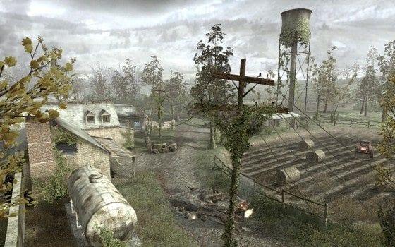 overgrown call of duty modern warfare maps