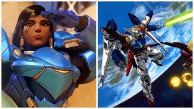 Pharah--Gundam Wing