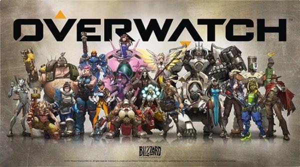 overwatch, game type, mode, death match, arcade