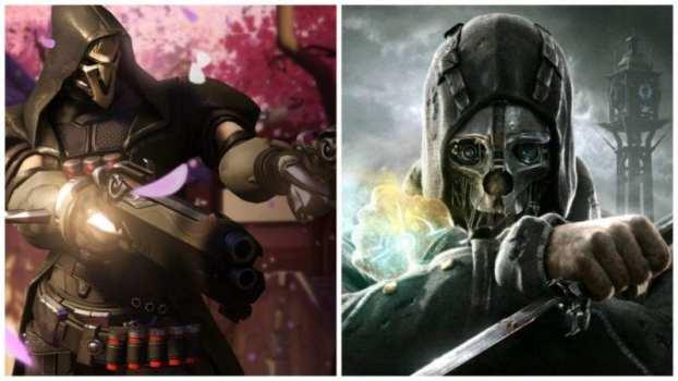 Reaper--Corvo Attano (Dishonored)