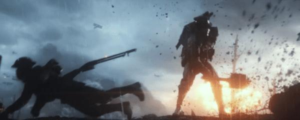 Battlefield 1 Shovel, e3, games