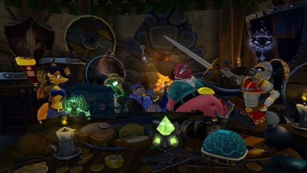 sly 4,thieves in time,level design,ps3,ps vita