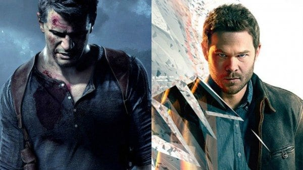 uncharted, quantum break