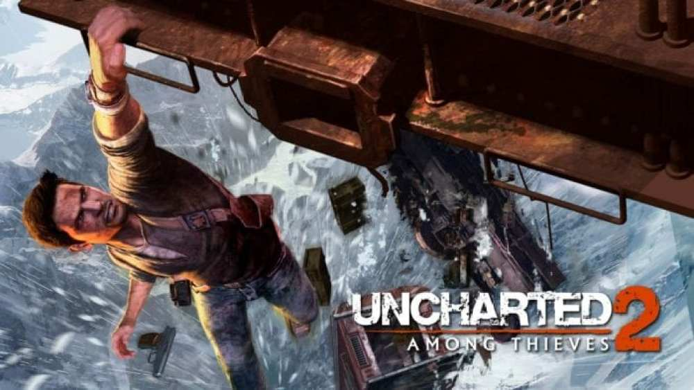 uncharted 2: among thieves, uncharted series