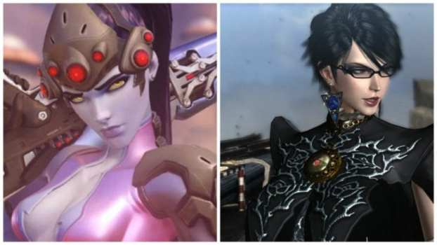 Widowmaker -- Bayonetta