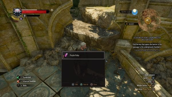 Blood and Wine, wolven armor, guide, tips, tricks, how to