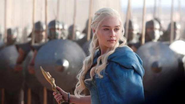 7. Which of the following is not one of Daenerys' dragons?