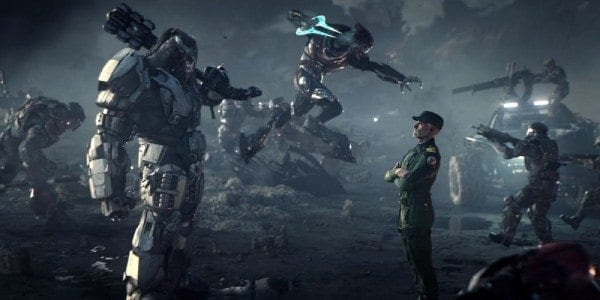 Halo Wars 2, xbox one, all, titles, games, 2017