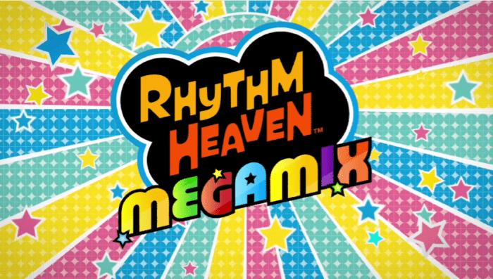 Nintendo, rhythm heaven megamix, 3ds, nintendo