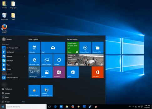 Customize Your Start Menu