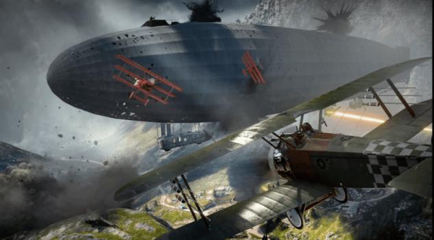 New Battlefield 1 Trailer