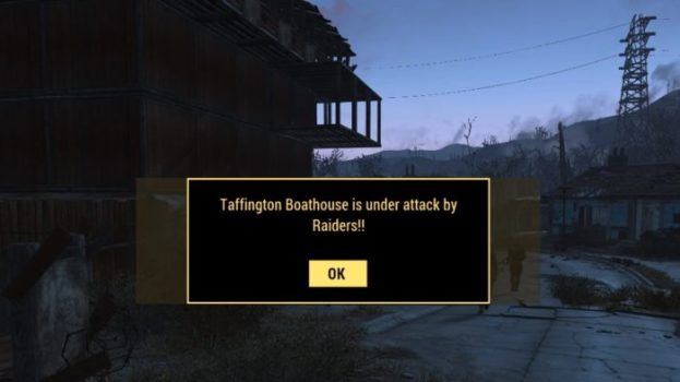 Better Warning for Settlements Being Attacked