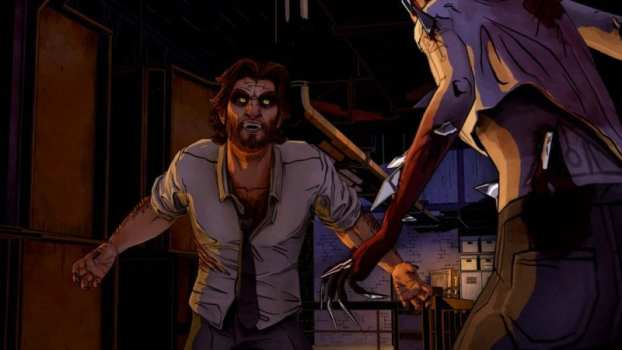 Bigby (The Wolf Among Us)