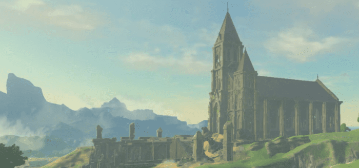 Legend of Zelda, Breath of the Wild, E3 2016, preview