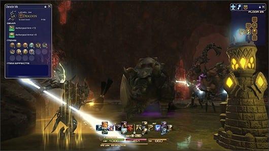 FFXIV Deep Dungeon