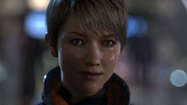 detroit: become human, upcoming, games