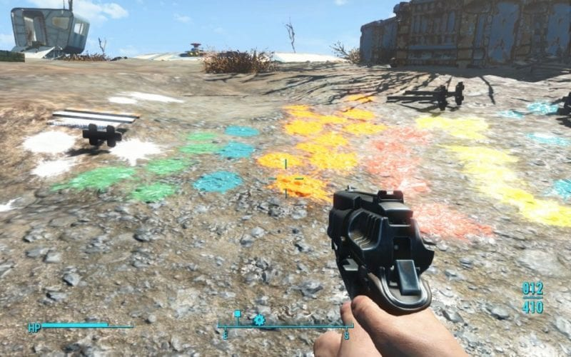 fallout 4, mods, graphics