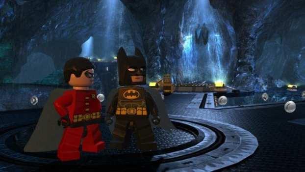3) LEGO Batman 2: DC Super Heroes
