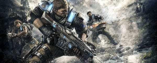 gears of war 4, xbox one, co-op
