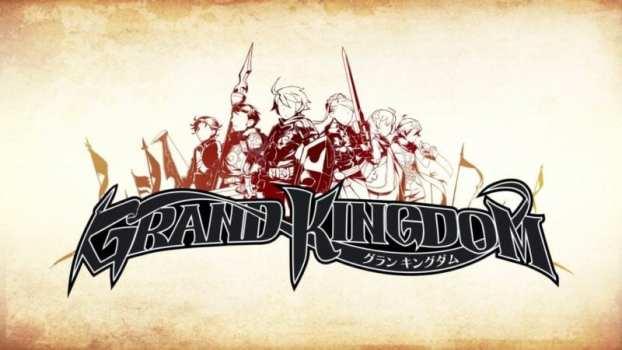 12. Grand Kingdom