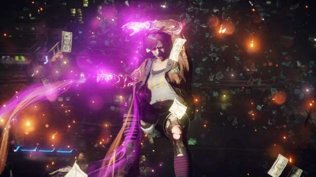 22. Infamous: First Light