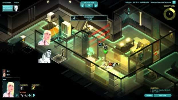 17. Invisible, Inc.