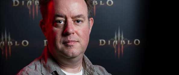 Jay Wilson, Blizzard, Diablo