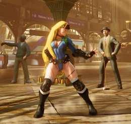 Street Fighter V, Battle Cammie