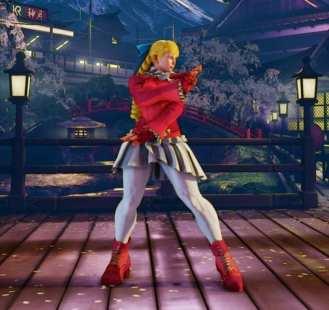 Street Fighter V, Battle Karin
