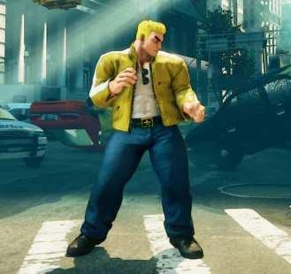 Street Fighter V, Battle Ken