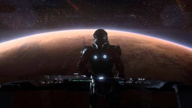 More Mass Effect: Andromeda Details Emerge