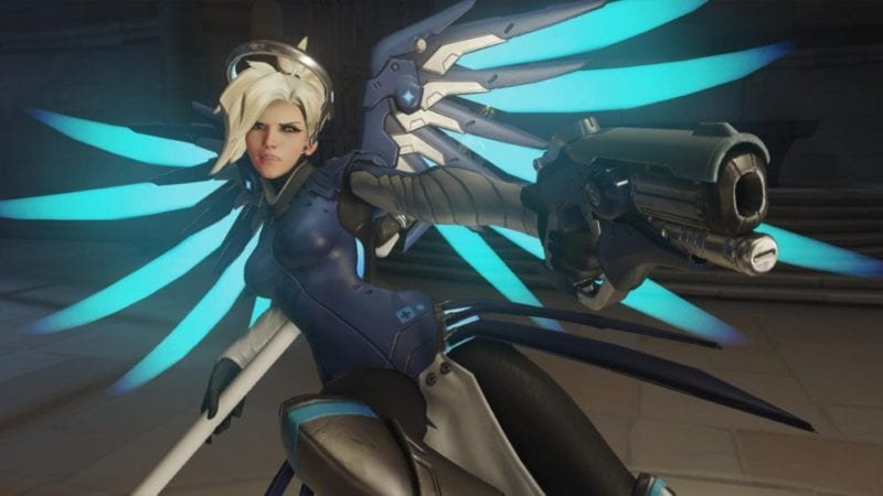 overwatch, mercy, ptr update changes