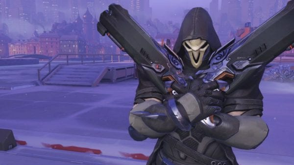 Life and Death (Mercy & Reaper)