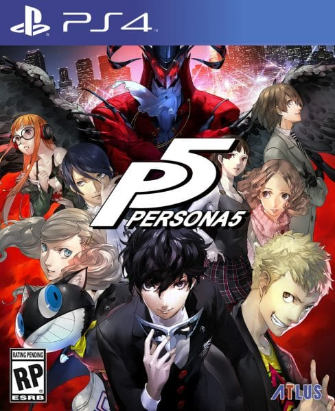 persona 5 box art my tears