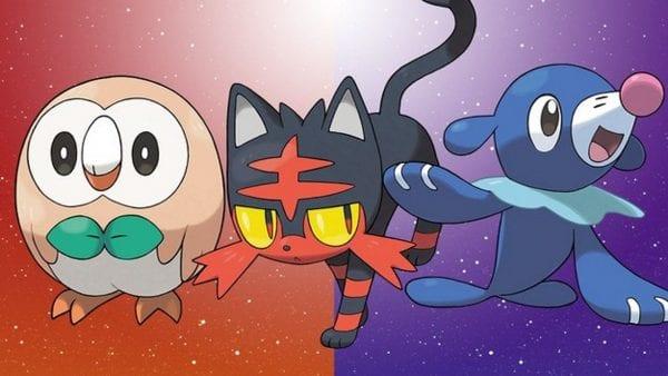 pokemon sun moon, , Nintendo, E3, 2016, exclusives