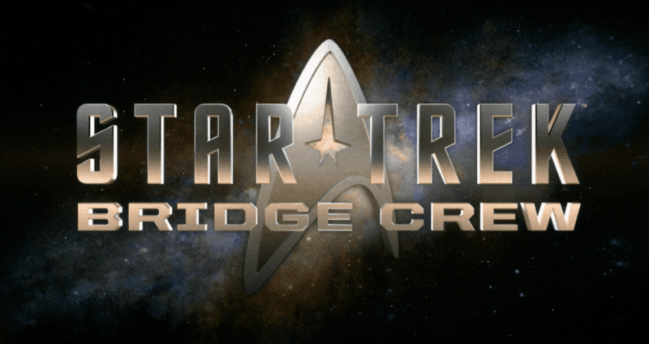 Star Trek: Bridge Crew- VR Game