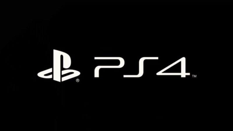 Sony Playstation 4 Logo Black And White