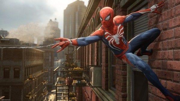 spiderman 2016