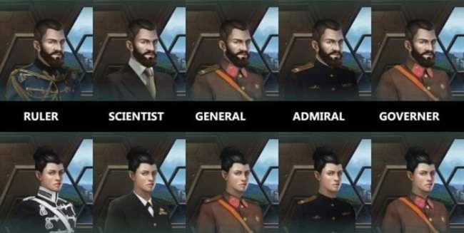 Totalitarian Human Portraits