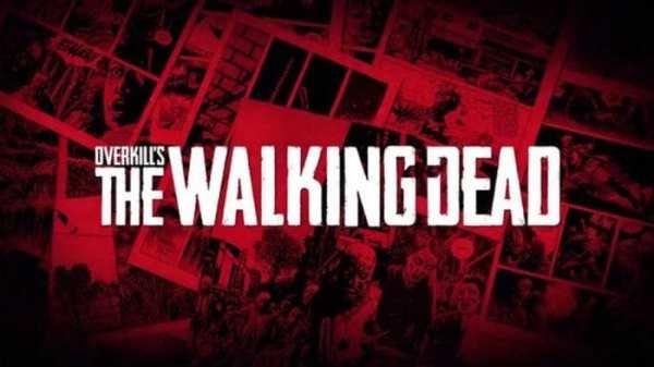 the walking dead, overkill's
