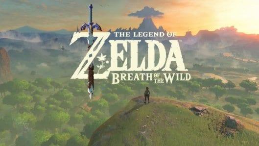 zelda, breath of the wild, nintendo, link