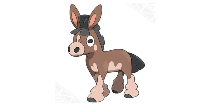 Pokemon Sun and Moon, Mudbray