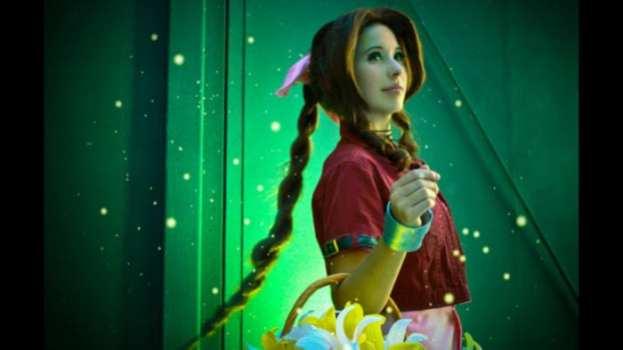 Aerith Gainsborough - Final Fantasy VII
