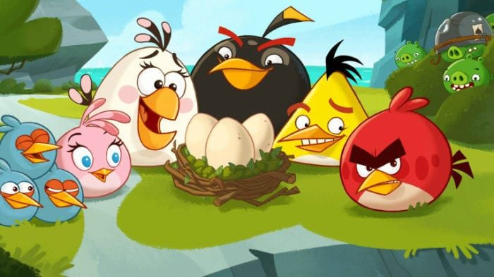 Angry Birds, mobile, game, games