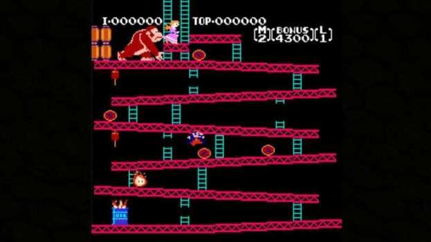 2. Donkey Kong