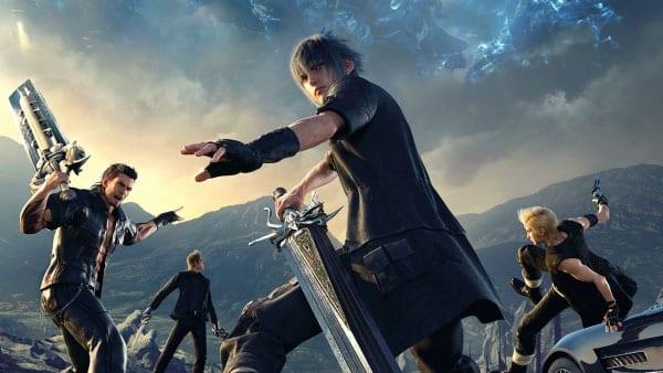 November 29, 2016 - Final Fantasy XV Releases