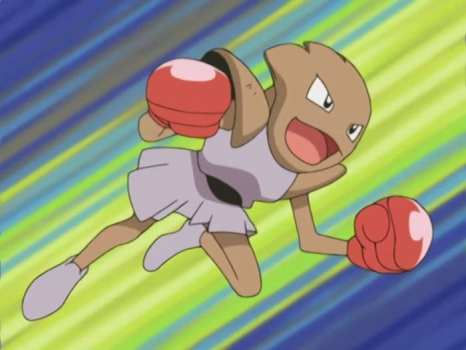 Fighting: Hitmonchan