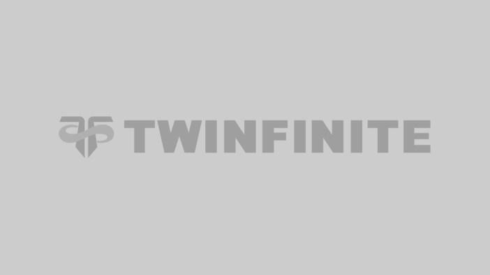 Overwatch golden revolver