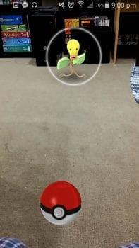 Pokemon GO, Bellsprout
