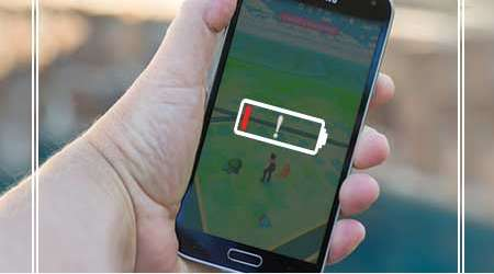 pokemon go, battery saver